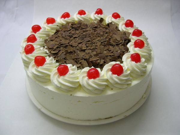 Schwarzwälder-Torte